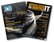 IT Reseller Magazine - Manufacturing & Logistics IT Magazine